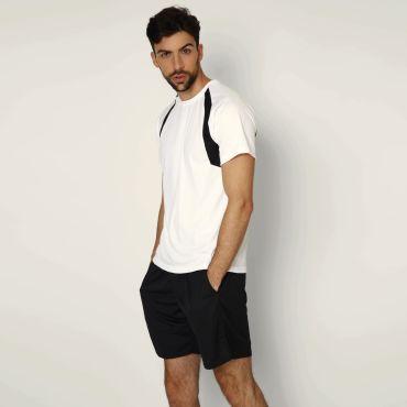 Camiseta deportiva hombre COMBI NATH