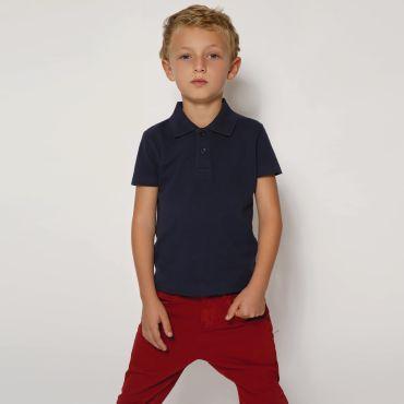 Polo pique niño K7 KIDS NATH