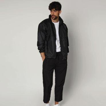 Cortavientos con capucha impermeable y ligero hombre STORM NATH