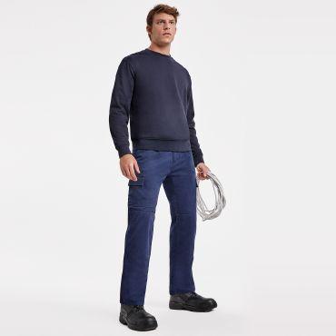 Pantalón de trabajo hombre SAFETY ROLY