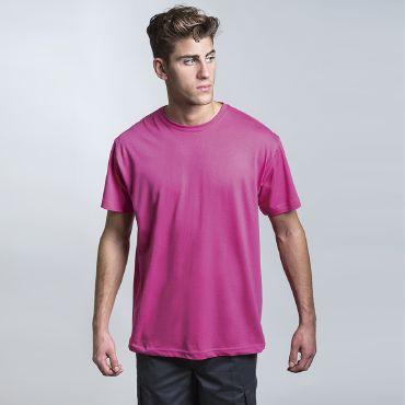 Camiseta básica hombre BASIC ACQUA ROYAL