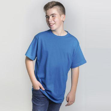 Camiseta básica niño BASIC KID ACQUA ROYAL