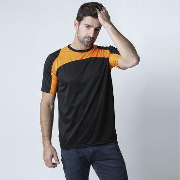 Camiseta deportiva hombre ARMOUR ACQUA ROYAL