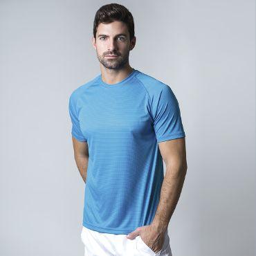 Camiseta deportiva hombre DYNAMIC ACQUA ROYAL