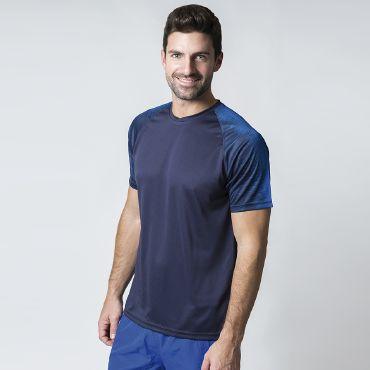 Camiseta deportiva hombre EPIC ACQUA ROYAL