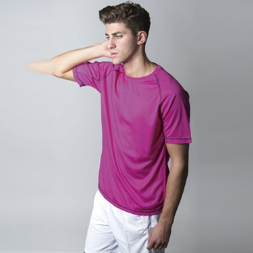 Camiseta deportiva hombre GOLF ACQUA ROYAL