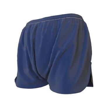Pantalón deportivo corto hombre ATHLETIC ACQUA ROYAL