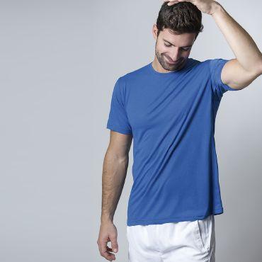 Camiseta deportiva hombre TACTIC ACQUA ROYAL