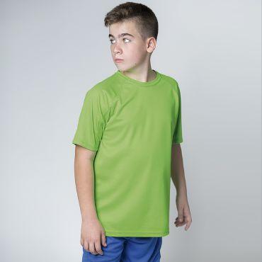 Camiseta deportiva niño TEX KID ACQUA ROYAL