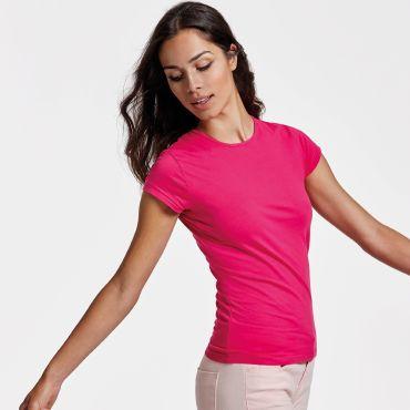 Camiseta básica barata mujer BALI WOMAN ROLY