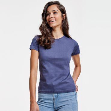 Camiseta básica barata mujer JAMAICA WOMAN ROLY