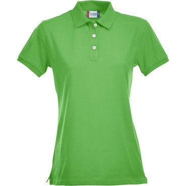 Polo pique grueso mujer PREMIUM POLO LADIES CLIQUE
