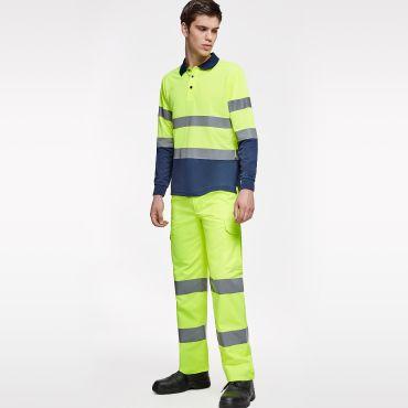 Pantalón de alta visibilidad hombre ALFA ROLY