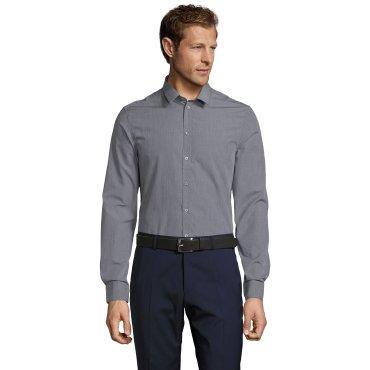 Camisa de manga larga hombre BARNET MEN SOL'S