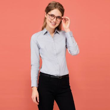 Camisa de manga larga mujer BLAKE WOMEN SOL'S