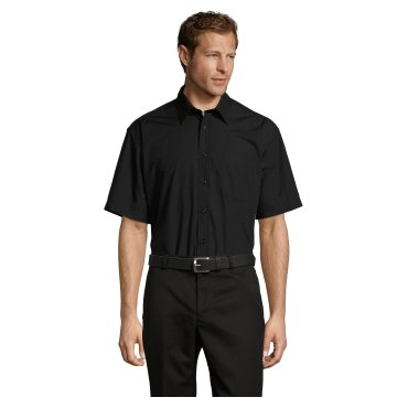 Camisa de manga corta Easycare hombre BRISTOL SOL'S