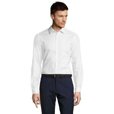 Camisa Manga Larga Hombre Brody Sols Camisas Ecamisetas