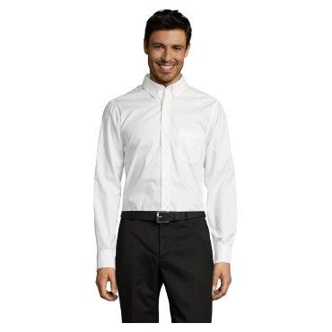 Camisa de manga larga Easycare hombre BUSINESS MEN SOL'S