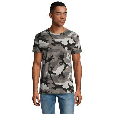 Camiseta camuflaje hombre CAMO MEN SOL'S