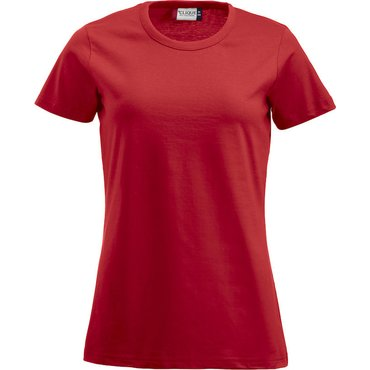 Camiseta ajustada mujer FASHION - T LADIES CLIQUE