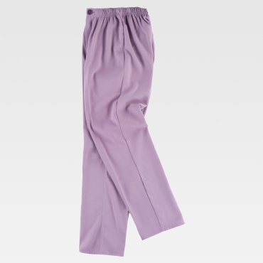 Pantalón sanitario sin bolsillos mujer B9501 WORKTEAM