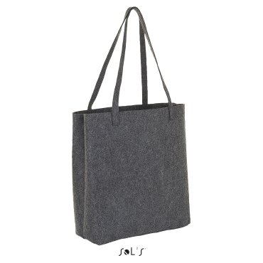 Bolso shopper de felpa LINCOLN SOL'S
