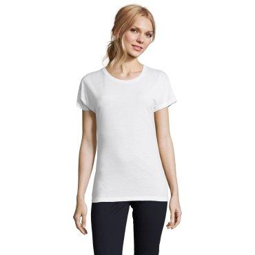 Camiseta para sublimar mujer MAGMA WOMEN SOL'S
