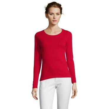 Camiseta de manga larga mujer MAJESTIC WOMEN SOL'S