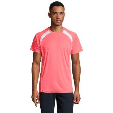 Camiseta técnica hombre MATCH SOL'S