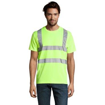Camiseta de alta visibilidad hombre MERCURE PRO SOL'S