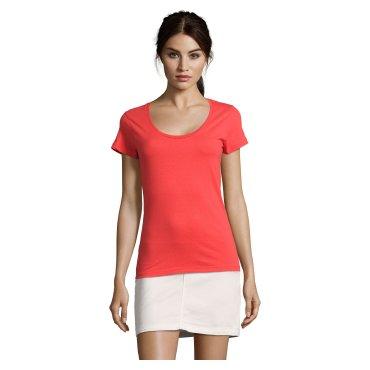 Camiseta básica mujer METROPOLITAN WOMEN SOL'S