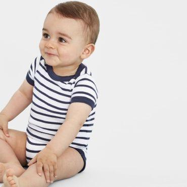 Body de bebe rayado MILES BABY SOL'S