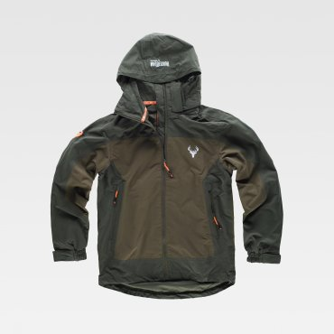 Chaqueta outdoor con capucha hombre HUNTERTEAM WORKTEAM