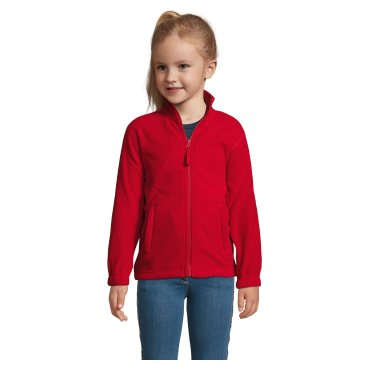 Chaqueta polar niño NORTH KIDS SOL'S