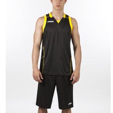 Camiseta de baloncesto sin mangas hombre-niño CANCHA II JOMA SPORT