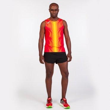 Camiseta running de tirantes hombre-niño OLIMPIA II JOMA SPORT