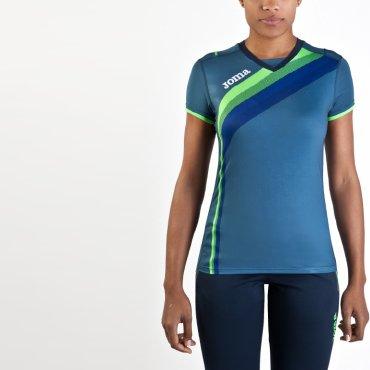 Camiseta running mujer-niña ELITE V WOMAN JOMA SPORT