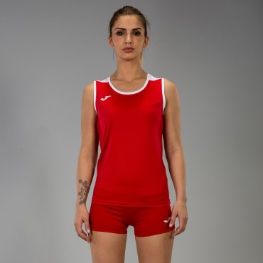 Camiseta técnica sin mangas mujer SPIKE WOMAN JOMA SPORT