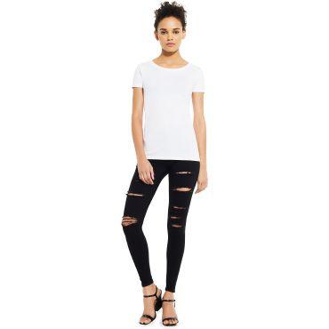 Camiseta orgánica ajustada mujer EP06 CONTINENTAL
