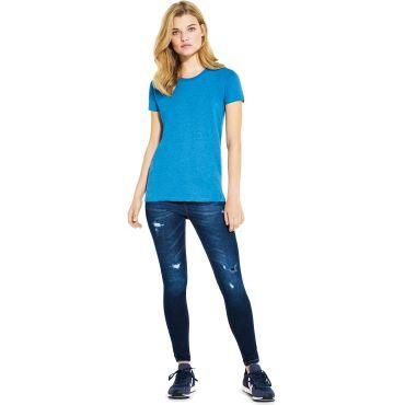Camiseta reciclada mujer SA02 CONTINENTAL