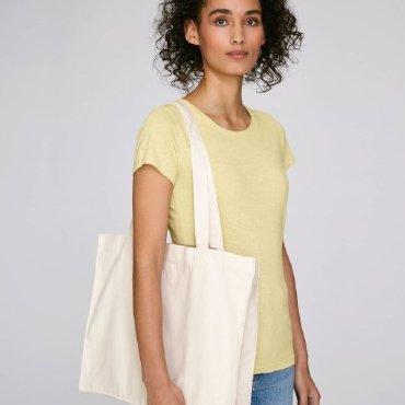 Bolso shopper de algodón ecológico unisex SHOPPING BAG STANLEYSTELLA