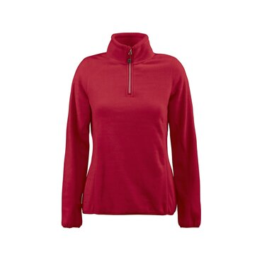 Polar media cremallera mujer FRONTFLIP FLEECE HALF ZIP LADIES PRINTER