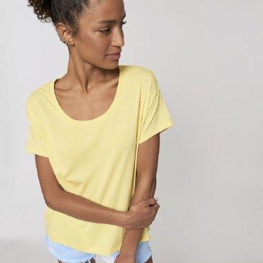 Camiseta orgánica ligera mujer STELLA CHILLER STANLEYSTELLA