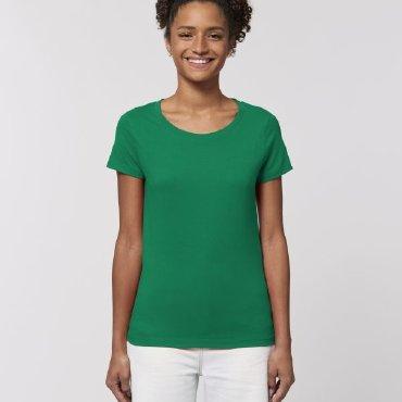 Camiseta orgánica mujer JAZZER STANLEYSTELLA