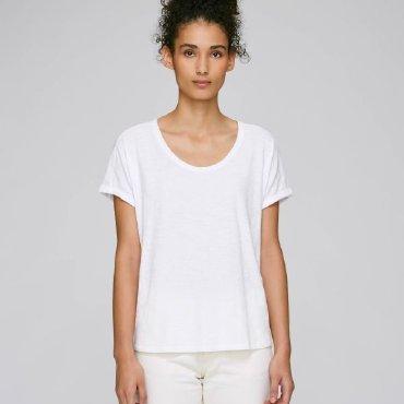 Camiseta orgánica mujer LAZES STANLEYSTELLA