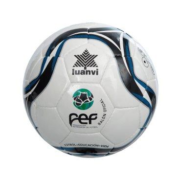 Balón fútbol talla 4 CANDIL LUANVI