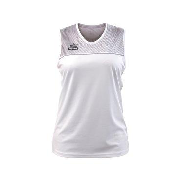 Camiseta de baloncesto sin mangas mujer APOLO LUANVI