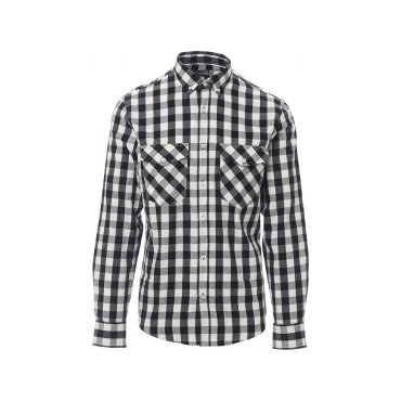 Camisa de cuadros de manga larga hombre LABRADOR PAYPERWEAR