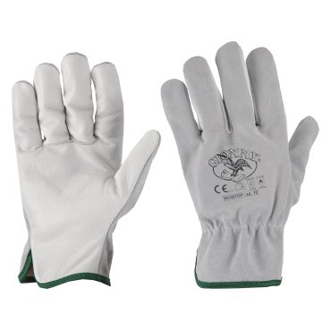 Pack 10 Uds Guantes riesgos mecánicos 50/50 TOP PAYPERWEAR