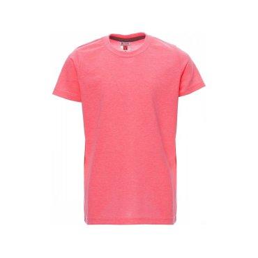 Camiseta básica niño SUNSET FLUO PAYPERWEAR
